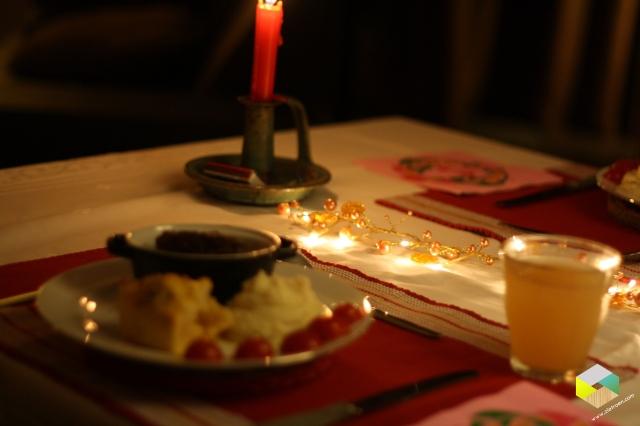 kerstdiner 2012