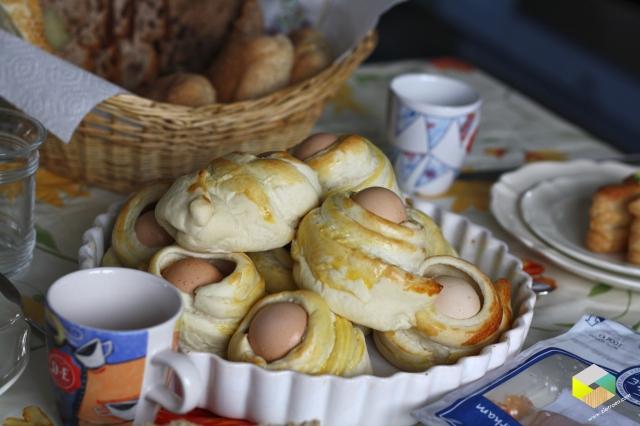 broodje met ei