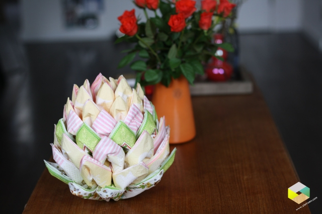 lotus servettentoren