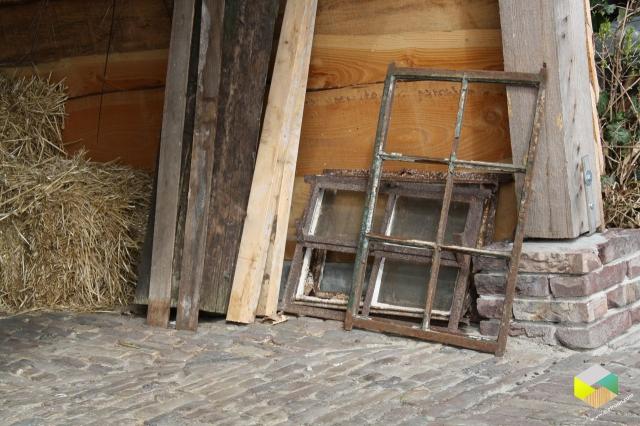 oude stalraampjes