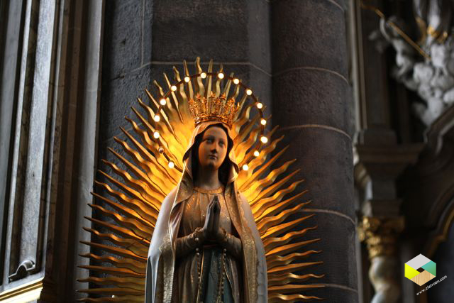 Maria in St. Jacobskerk Gent