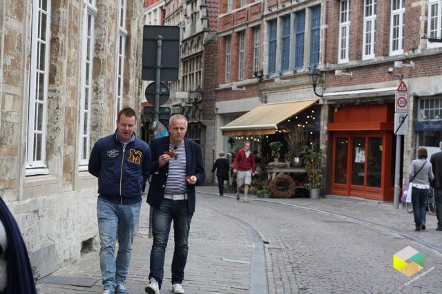 slenteren door Gent