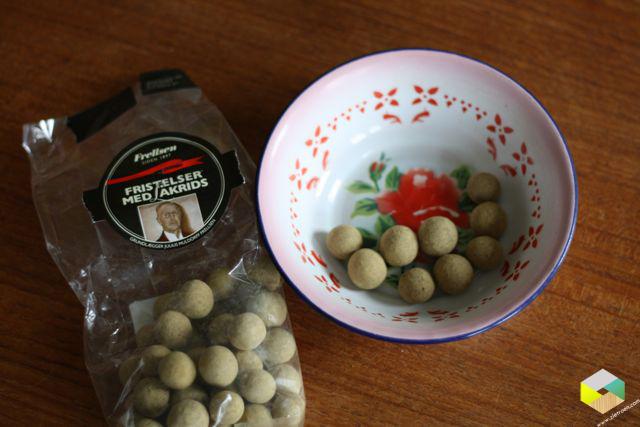 dropballetjes met chocola