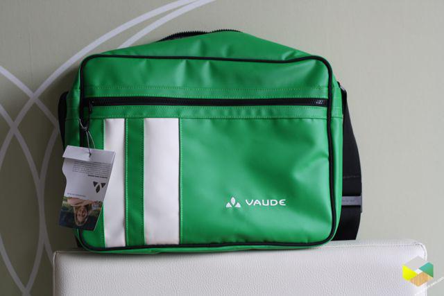nieuwe tas Sander